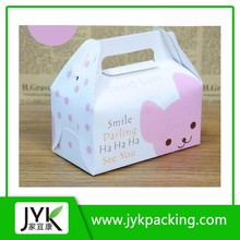 Cute pattern nice design sweet candy Chocolate cookie cake box Wedding Favor gift boxes Baby Birthday Party boxes CB150502