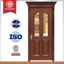 plywood door and frame door used glass insert for sale