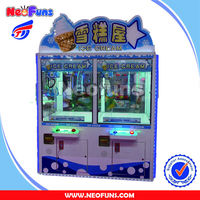 2014 Latest Ice Cream Vending Machine For Sale