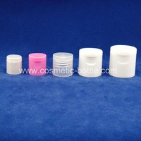 Normal flip top caps for toothpaste tubes