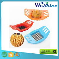 Stainless Steel Vegetable Potato Slicer Cutter Chopper Chips Making Tool Potato Cutting Device Fries Tool potato chip machine