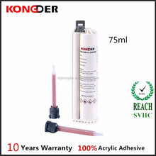 75ml Solid Surface Adhesive Corian For Artificial Stone Countertops