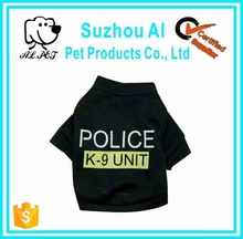 2015 New Style Wholesale Plain Dog T-shirts