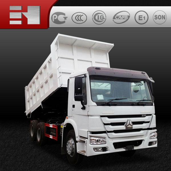 Howo 10 Wheeler Truck Dumper