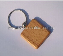 Wooden 3d Laser Engraving keychain,carved wood key chain/keyring