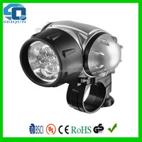 Top grade top sell top quality red and blue bike lights