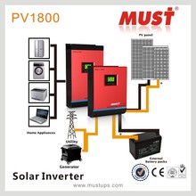 off-grid solar power 48V inverter hybrid solar charge controllers