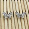 Hot sale fashion Jewelry stud butterfly shaped Earring Wholesale EST-087