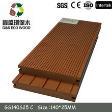 2015 Solid wpc Decking/WPC decking form Zhejiang