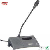 SINGDEN conference system sing conference system bosch system from china SM212