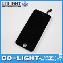 cheap lcd for apple iphone 5s lcd touch screen digitizer, lcd panel for iphone 5s