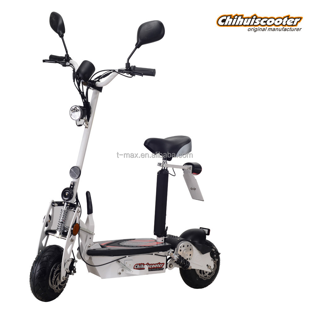 Adult Electric Scooter With Brush Motor Buy Adult