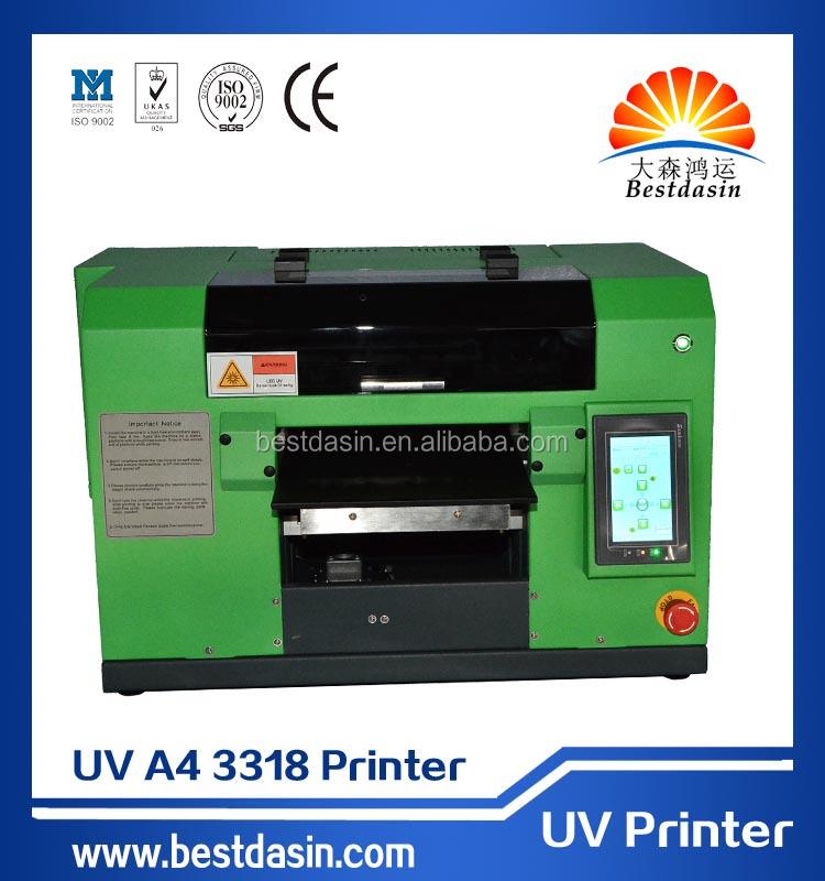 3d t shirt a4 uv flatbed printer price uv phone case for Uv t shirt printing