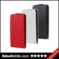 Wholesale Checkout / Genuine Leather Flip Case For Huawei G510 V-Flip Cover