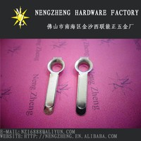 Metal Office File Clip/Small Metal Clips /Flat Clip For Stationery Accessories
