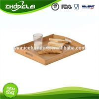 Sample Available FSC Certificated Good Price 3 Tier Fruit Tray
