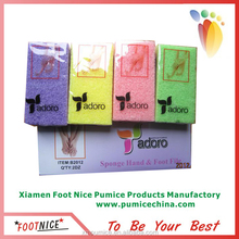 pumice stone sponge for skin care product