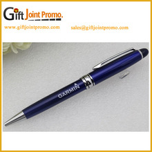 China Promotional Business Twis Roller Ball point Pen with Navy Blue Color