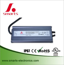 waterproof 700ma constant current dimmable led driver 60w with IP67