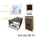 nuevo 2015 caliente de la venta de bajo voltaje del refrigerador de aire y portátil de aire fresco para la tienda de ropa