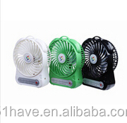 mini electric fan, usb desk fan, usb electric fan