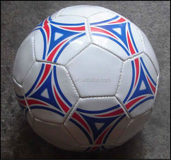 High Quality Sport Football Promotional Hand Sewing Soccer Ball