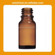 10ml Brown Glass Fragrance Bottle