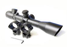 M4 4-12x40 Hunting scope R&G Illuminated Mil-dot Optics Hunting side focus Rifle Scope from POERY