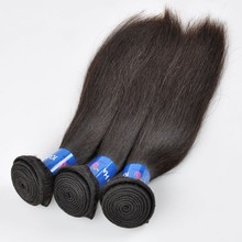 2014 Top Quality Natural Color Can Be Dyed Unprocessed Virgin Brazilian Hair