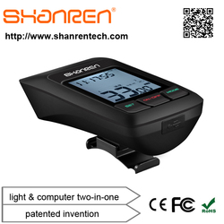 ShanRen hot sale high quality wholesale 9 functions professional night ride online bikes