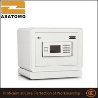 Rigid hotel equipment factory advanced laser cutting deluxe fireproof safe boxes for home