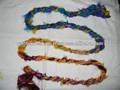de seda de la cinta del cordón umbilical para el diseño de joyas