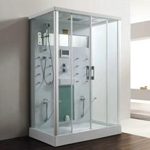 monalisa de acrílico de la marca de la función de vapor recinto de la ducha