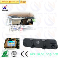 2.7'' HD CAR DVR Rear View Mirror 32GB SD Card G SENSOR