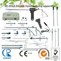 Nomes de instrumentoscirúrgicos/morcellator electric cortador de útero, cirúrgica ginecologia electric morcellator