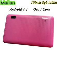 Mejor precio portátiles tablet android 4.4 10.1 pulgadas atm7029b controlador android tablet pc