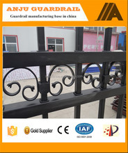 DK-020 popular cheap and durable 6 foot steel fence