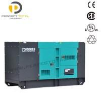 125kva CUMMINS three phase diesel generator set