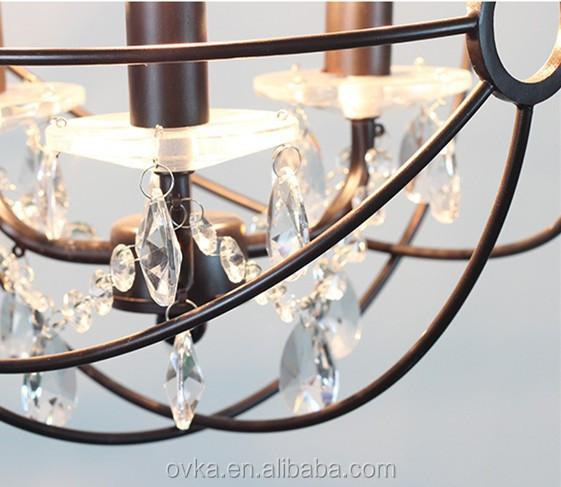 Artes creativas led bar lámparas modernas luces restaurante ...