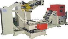 3-in-1 NC servo automatic thick plate feeding straightening and uncoiling machine(2015 Taiwan)