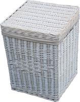 basket wicker laundry basket