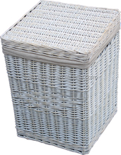 basket wicker laundry basket