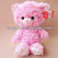 make stuffed animal cat/cute cat plush toy/cat plush toy