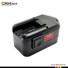 Power Tool Battery for Milwaukee 18V 0521-20