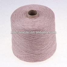 75% cashmere 25%PVA yarn 2/26nm