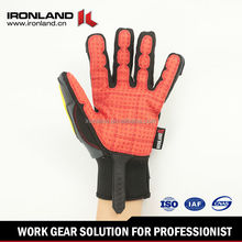 Workplace Using Protection glove for driving