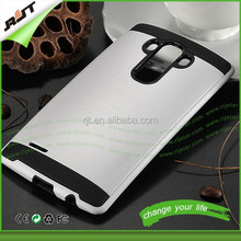 New arrival custom design armor case for LG G4,pc tpu 2 in 1 case for LG G4 cell phone case