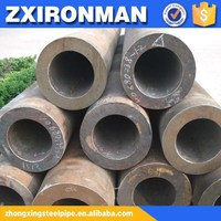 large thick wall seamless carbon steel tube 24 inch
