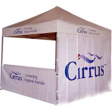 Aluminum Pop up tent,advertising tent