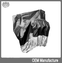 double colour 190T polyester motocycle cover motorcycle storage house,bike cover can with your logo at factory price